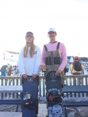 Halfpipe Victory for NZ Snowboarders Zoi Sadowski-Synnott and Fletcher Craig