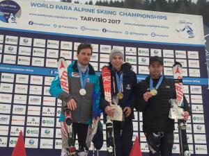 World Champs Finish on a High with Slalom Bronze for Adam Hall