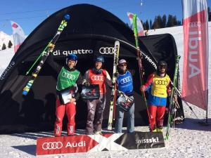 Europa Cup Win for Jamie Prebble in Switzerland