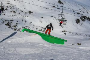 Skiers & Snowboarders Showcase Talents at The Remarkables Slopestyle