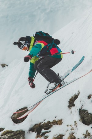 Craig Murray Wins 4* Freeride World Qualifier in Austria