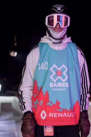 Jackson Wells Takes X Games Bronze on Debut