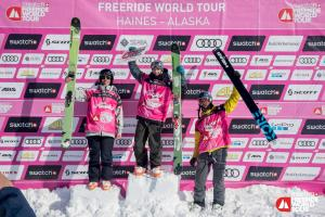 Sam Lee Third at Freeride World Tour Alaska
