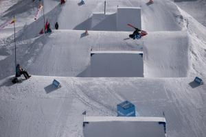 Jackson Wells Through to Finals at World Cup in Stubai