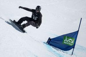 Kiwi Carl Murphy amongst medallist on star studded day at Treble Cone