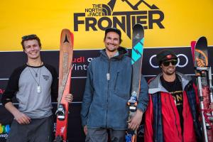 Hard Charging Kiwis Finish on the Podium at The North Face Frontier 2*