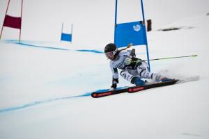 Adam Barwood, Piera Hudson Crowned National Giant Slalom Champions