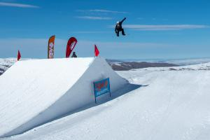 NZ Snowboarder Cool Wakushima Claims Spot in World Rookie Tour Finals