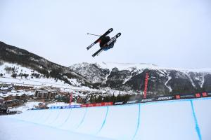 Miguel Porteous Claims Career First World Cup Medal with Silver at Copper Mountain