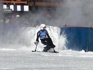Impressive Medal Haul for Para Alpine Skiers in Winter Park