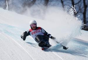Corey Peters Wins First Medal for New Zealand at the PyeongChang 2018 Paralympic Winter Games