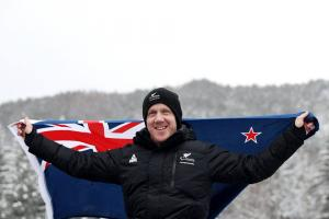 Corey Peters Selected as Flag Bearer as New Zealand Paralympic Team Officially Welcomed in PyeongChang