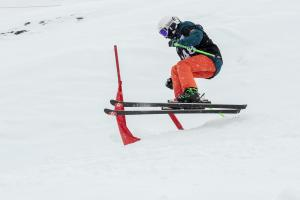 Junior Freestyle Nationals Underway with Gravity Cross and Freeride Medals Awarded