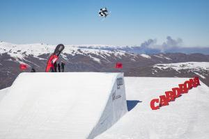 Finn Bilous Stomps Second Place in World Cup Big Air Qualifying Rounds
