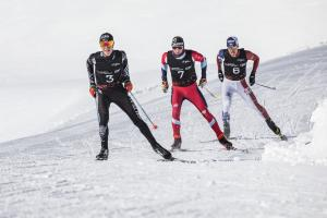 Strong Racing by NZ Cross Country Skier Campbell Wright with 7th Place Finish at Winter Games NZ