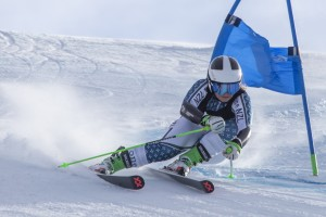 Robinson backs up her Super G wins with a second place in a stacked field at the FIS ANC Giant Slalom Presented by Coronet Peak