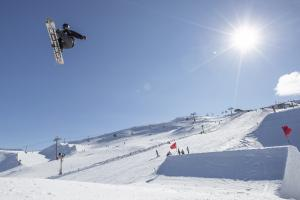 NZ Snowboarder Mitchell Davern Joins Olympic, World Cup and X Games Medallists for Upcoming Winter Games NZ ANC Snowboard Slopestyle Finals