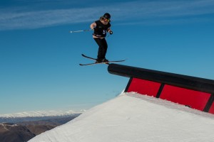 Five NZ Freeskiers Through to Finals at Winter Games NZ ANC Slopestyle