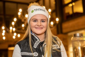 Impressive Second Run by Alice Robinson to Finish Ninth at World Cup in Austria