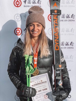 Piera Hudson Wraps Up Far East Cup Campaign with a Win