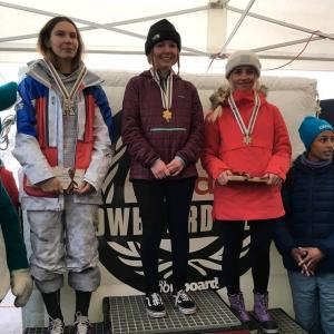 Bronze Medal for NZ's Ruby Andrews at Junior World Champs Freeski Halfpipe