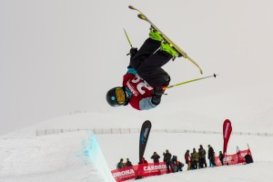 Double Up Wins in Park and Pipe for Junior Nationals Competitors on Day Three of Competition