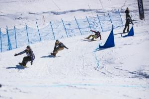 Action Packed Day Two at Junior Nationals with Ski Freeride and Snowboard Cross