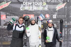 Dew Tour Wrap Up - Podium Places & Rookie of the Year!