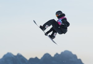 Mitch Davern 5th in Big Air at Lausanne 2020, Luca Harrington Named Flagbearer