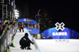 Nico Porteous Lands 1620, Finishes Fourth in X Games Superpipe