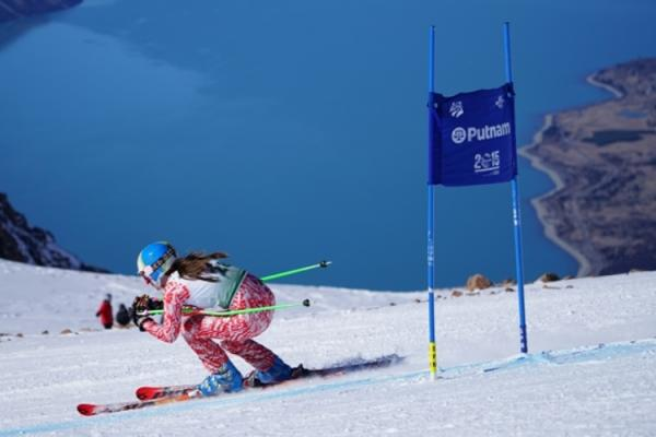 Alpine Ski Race Talent Development