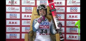 NZ Ski Racer Alice Robinson Impresses at World Champs with Fastest Second Run in Giant Slalom