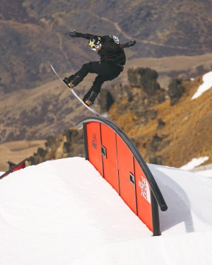 Christy Prior Announces Retirement from NZ National Snowboard Team