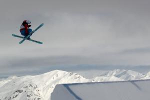 Devin Logan Makes Stunning Return with World Cup Win at Audi quattro Winter Games NZ