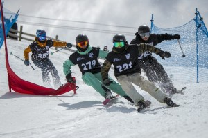 Cardrona Snow Sports NZ Junior Freestyle Nationals 2020 underway with the Smith Skier-Cross