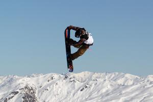 Jamie Anderson Wins Slopestyle Gold in Audi quattro Winter Games NZ Late Show