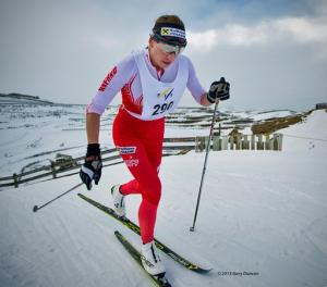 Polish Dominate First Day of FIS ANC Cup Racing at Snow Farm NZ