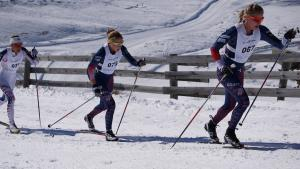 New National Cross-country Skiing Champions Share Tracks with Winter Olympians at Snow Farm NZ