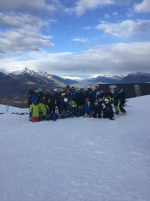 Making Every Turn Count: Camp Inspires Young Ski Racers